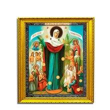 5D Diy Diamond Painting Cross Stitch  Draw The Sacred Heart of Jesus Christ As Catholic Church Custom Photo and Dropshipping