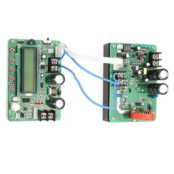 ZXY6020S NC DC-DC Module D'alimentation Programmable + 1 xcontrol module + 1x6 P câble + 2 xlarge courant relient la ligne 60 V 20A 1200 W