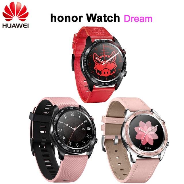 New Huawei Honor Watch Dream Smart Watch Sport Sleep Run Cycling Swimming mountain GPS 1 2