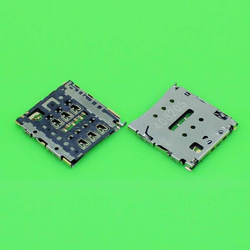 5pcs/lot Brand New For Huawei Ascend P6 Sim Card Reader Holder Tray Slot
