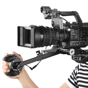 Image 5 - SmallRig Sony FS5 Grip Adaptörü ARRI Rozet + 2.5mm LANC Uzatma Kablosu Uzatma Kolu Hızlı Bırakma montaj 2192