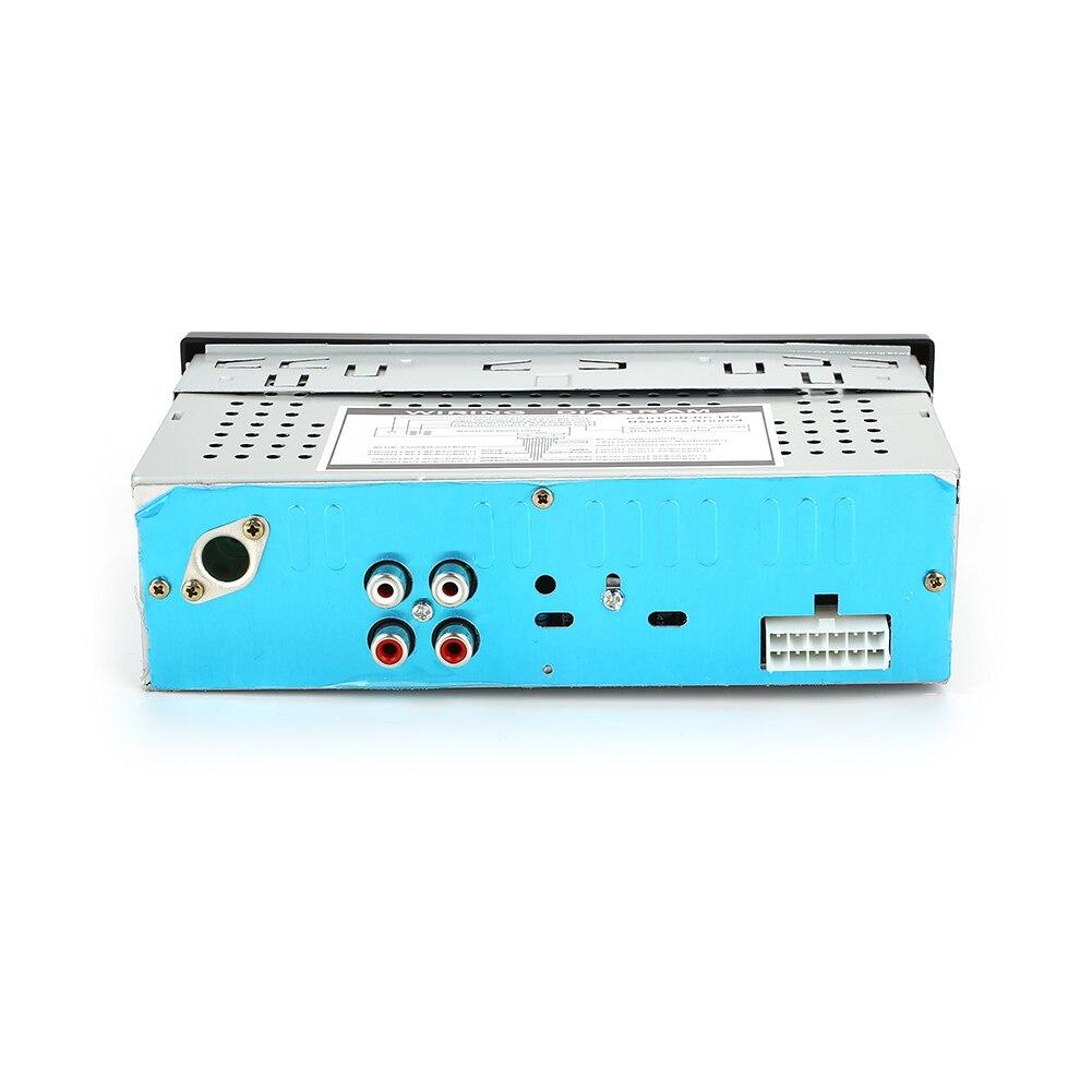 VEHEMO AUX/USB/TF стерео Автомобильный MP3-плеер Авто аудио в тире AUX Вход плеер 12 В автомобилей радио музыка U диск для дистанционного управления