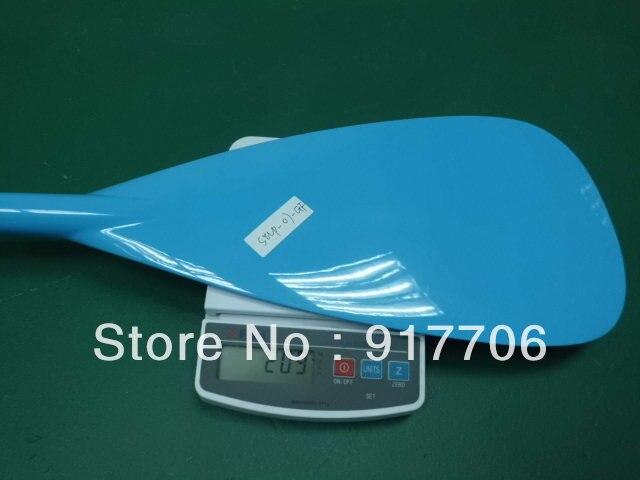 Blue fiberglass Stand up paddle