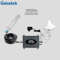 Lintratek Booster 2g 3g 4g 1800Mhz Mobile Signal Booster Gsm Umts Lte 4g Repeater For DCS