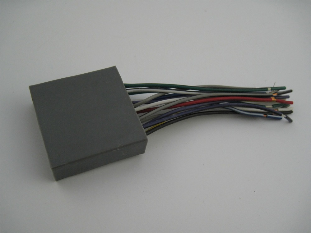 radio wiring harness for honda civic crv pilot 2006 2010. Black Bedroom Furniture Sets. Home Design Ideas