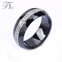 A N 2016 New Brand Ceramic Ring Jewelry Size 6 7 8 9 Women S Engagement