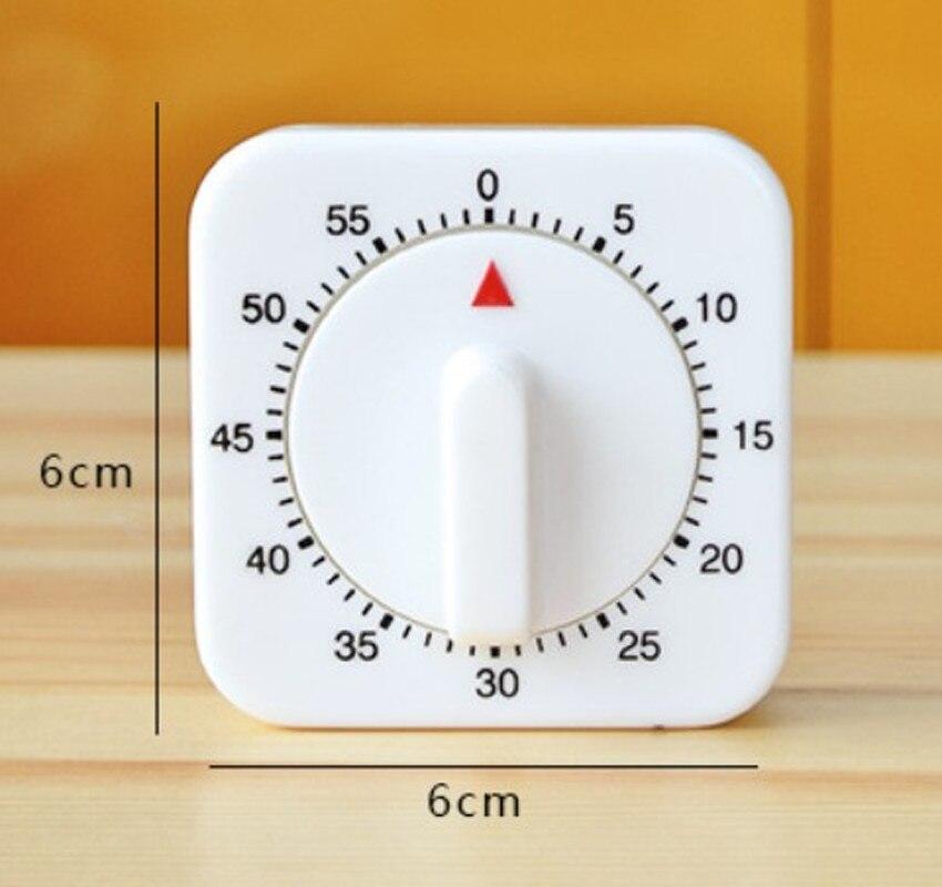 1 час 60 минут механические кухонные Кулинария игры отсчет таймер счетчик тревоги