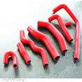 silicone hose kit for VW GOLF MK2 II 16V GTI 1.8L 1986-1991 1990 1989 1988 1987 red,blue,black