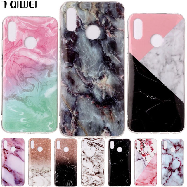 timeless design fe10c 73a04 US $2.0 |For Huawei P20 Lite Case 5.84 Granite Marble Soft Silicone TPU  Back Cover For Huawei P20 Lite Cases P20Lite Nova 3E Slim Coque-in Fitted  ...
