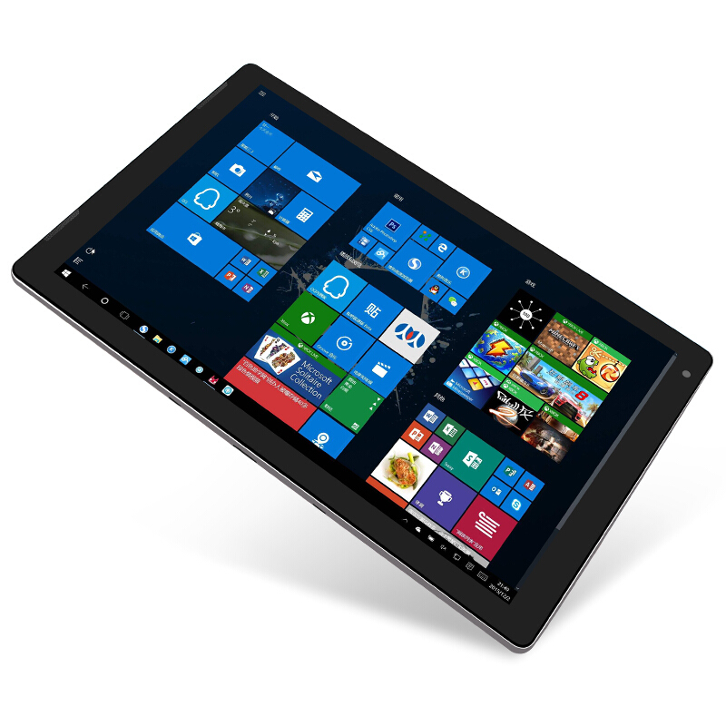 """Image 2 - Jumper EZpad 7 2 in 1 tablet 10.1"""" FHD IPS Screen tablets Intel Cherry Trail X5 Z8350 4GB DDR3 64GB eMMC windows 10 tablet pc-in Tablets from Computer & Office"""
