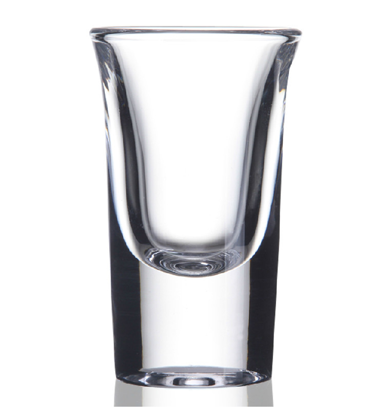 free shipping high quality platform cup liquor cup shot glass small wine glass cup bullet cup white wine glass vodka glass in shot glass from home garden - How Many Ounces In A Shot Glass