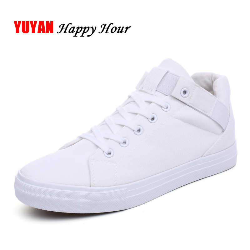 New Fashion Sneakers Men Canvas Shoes Height Increasing Men's Casual Shoes Male Brand Footwear High top White Black Blue K031 hot sale 2016 top quality brand shoes for men fashion casual shoes teenagers flat walking shoes high top canvas shoes zatapos