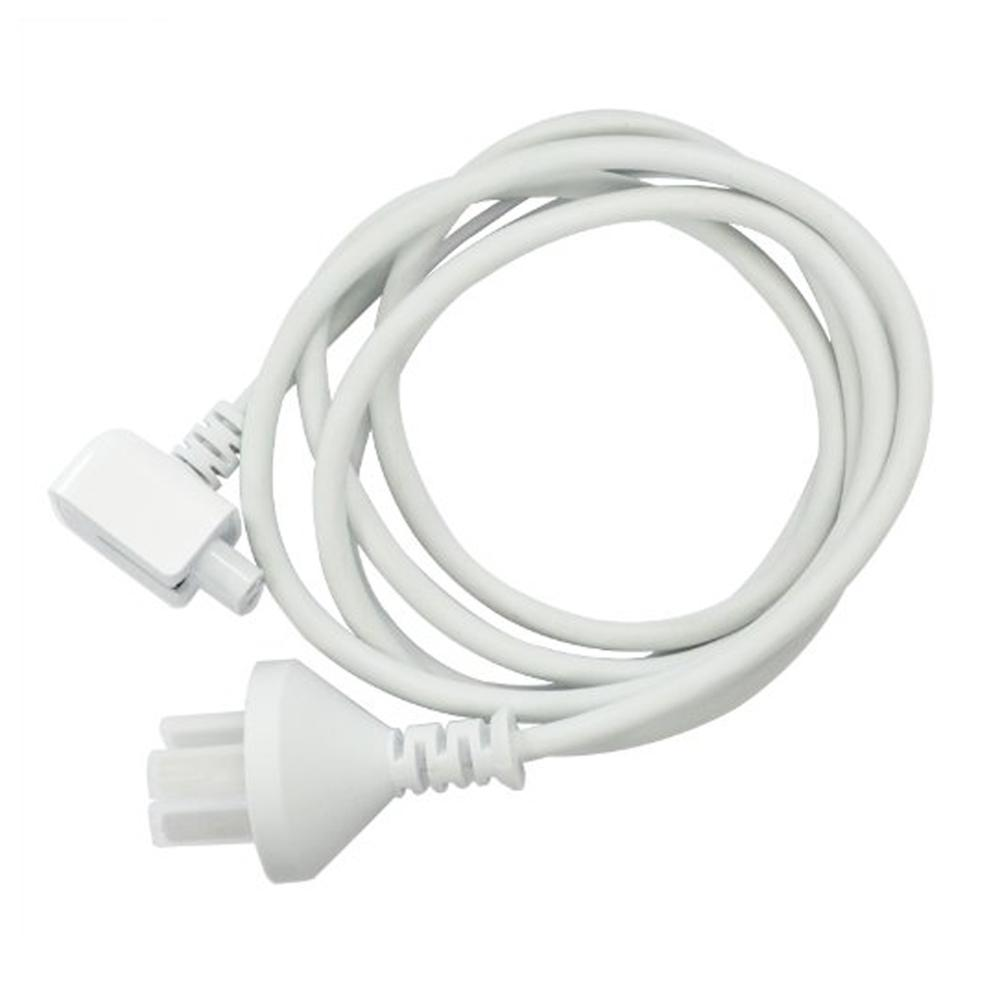 1.8M  1 PCS Power Extension Cable Cord For Apple MacBook Pro Air AC Wall Charger Adapter White  EU/UK/US/AU