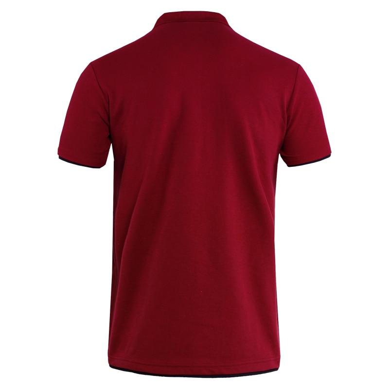 Mens Polo Shirt Brands Clothing short Sleeve Summer Shirt Man Black Cotton Polo Shirt Men Plus Size Polo Shirts 31