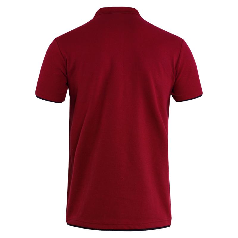 Mens Polo Shirt Brands Clothing 2019 Short Sleeve Summer Shirt Man Black Cotton Poloshirt Men Plus Size Polo Shirts 9