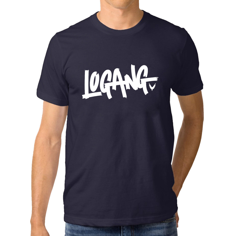2018 Youth T-Shirt Logang Logan Paul Savage T Shirt Fot Mens Men Funny O Neck Short Sleeve Cotton T-shirt