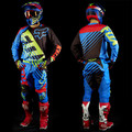 2016 new cross-country off-road service suit off-road motorcycle suit  downhill clothes suit motorcycle service (T-shirt + pants