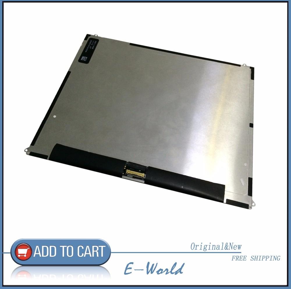 Original 9.7'' inch LCD Display For Ipad 2 2nd LTN097XL02 LTN097XL02-A01 LP097X02-SLQE LP097X02-SLQ1 LCD screen Free Shipping lc150x01 sl01 lc150x01 sl 01 lcd display screens
