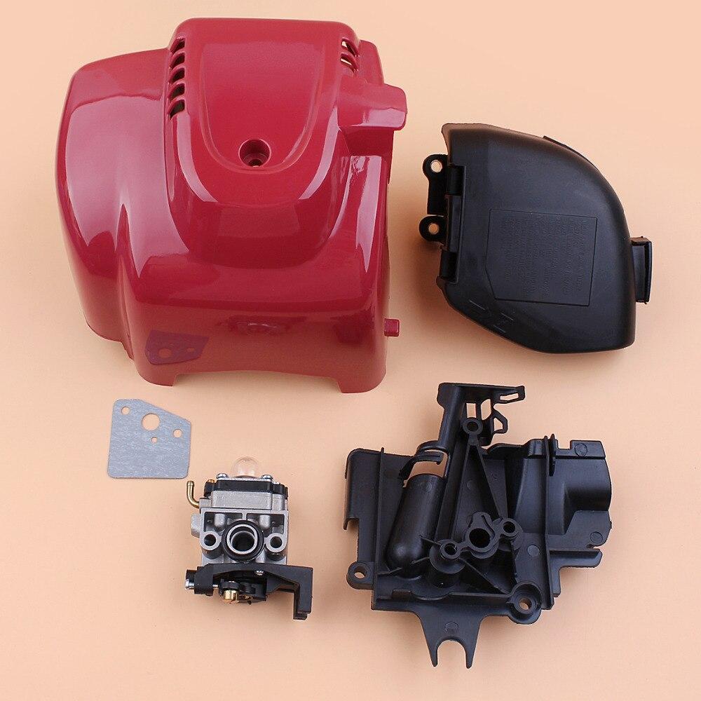 engine cylinder cover carburetor air filter intake kit for. Black Bedroom Furniture Sets. Home Design Ideas