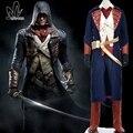 Assassins Creed Единство Арно Victor Дориан Косплей Костюм Хэллоуин костюмы для мужчин взрослых Арно костюм Assassins Creed косплей