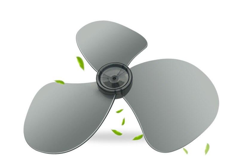 1 шт. большой ветер 16 дюймов 400 мм пластиковая лопасть вентилятора