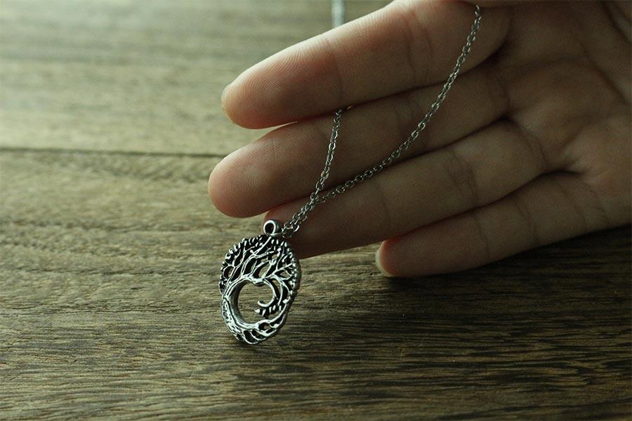 6Pcs Jewelry Making Findings À faire soi-même doré ciselé Feuille Branch Charm Pendentifs