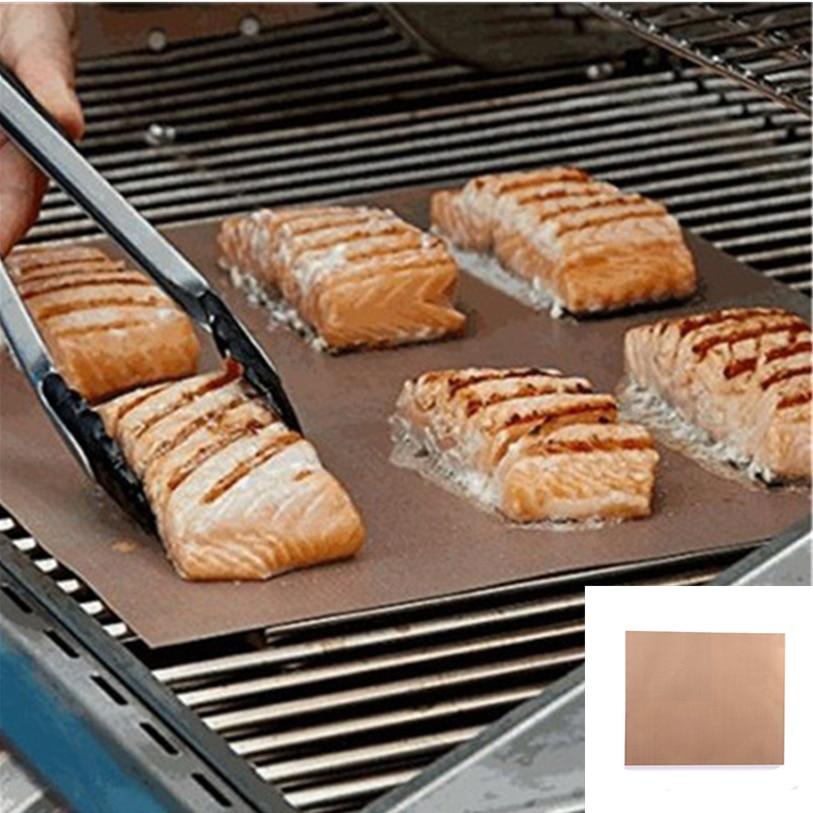 Aliexpress Com Buy 40x33cm Grill And Bake Mats 1 Pcs