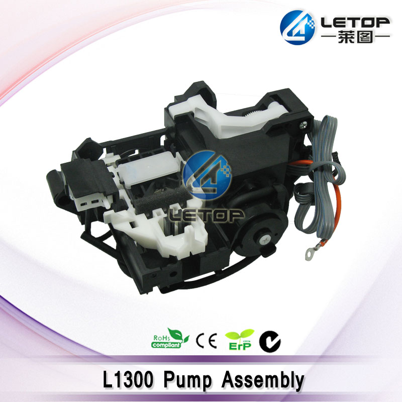 NEW! EP R1390 R1400 R1410 1390 1400 1410 L1300 pump assembly high quality new original pump unit compatible for epson r1390 r1400 r1410 1390 1400 1410 l1300 cleaning unit ink pump