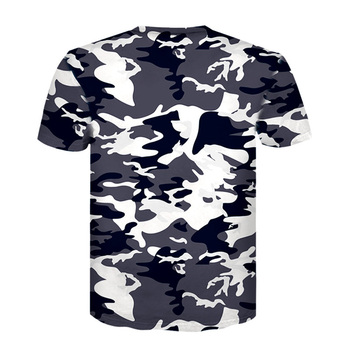 New 2017 Base Layer Camouflage T Shirt Fitness Tights Quick Dry Camo T Shirts Tops & Tees Crossfit Compression Shirt 1