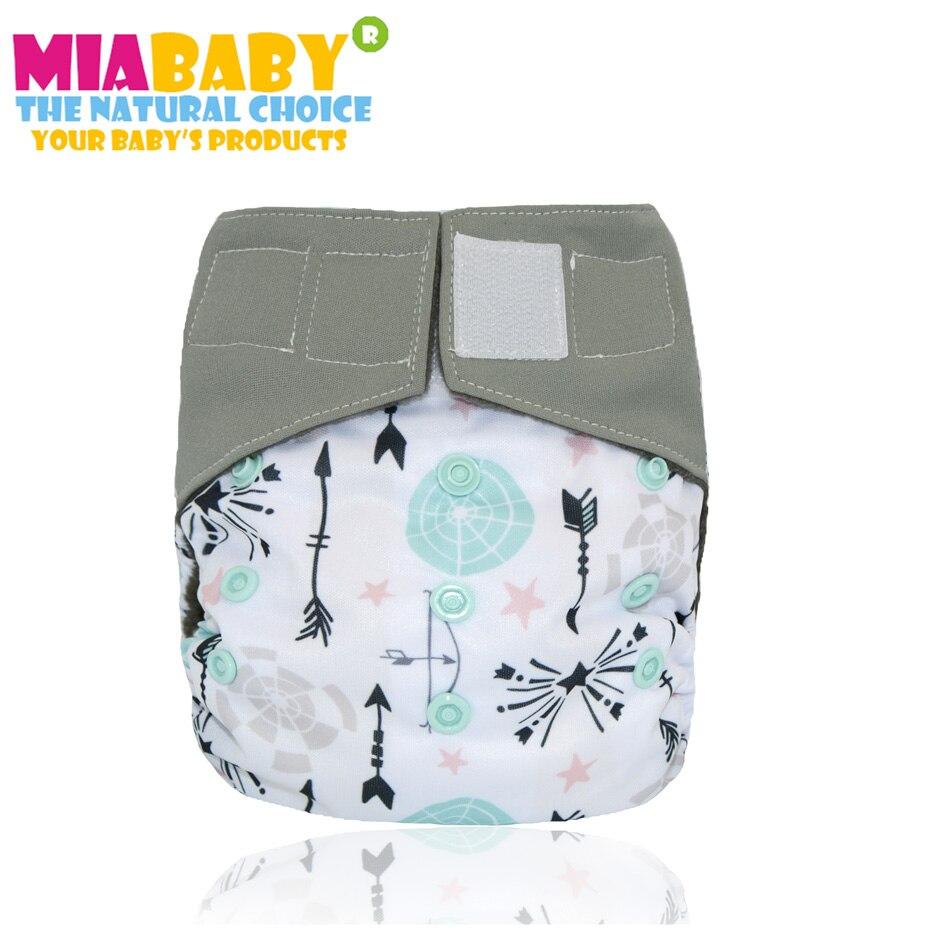 MIABABY OS Updated Night AI2 Paño de tela Heavy Wetter, interior de - Pañales y entrenamiento para ir al baño - foto 4