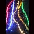 Moda Holiday Lighting 2 M 360 unids Del Árbol Del LED Luces de Cadena Decoración Del Banquete de Boda de Hadas de Navidad Luces de Cadena de Cable de Cobre