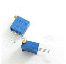Free shipping 3296X-501  500R potentiometer