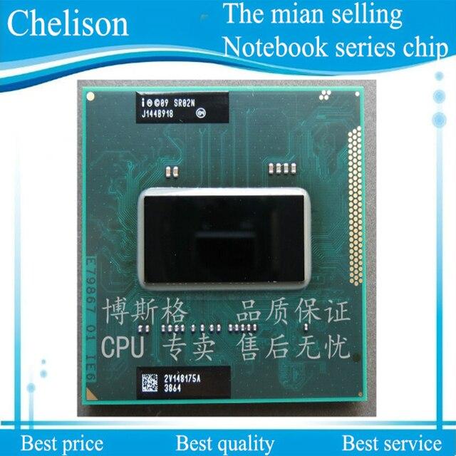 Novo I7 2670QM CPU I7-2670QM SR02N SRO2N 2.2G-3.1G/6 M Para HM65/HM67 Laptop processador