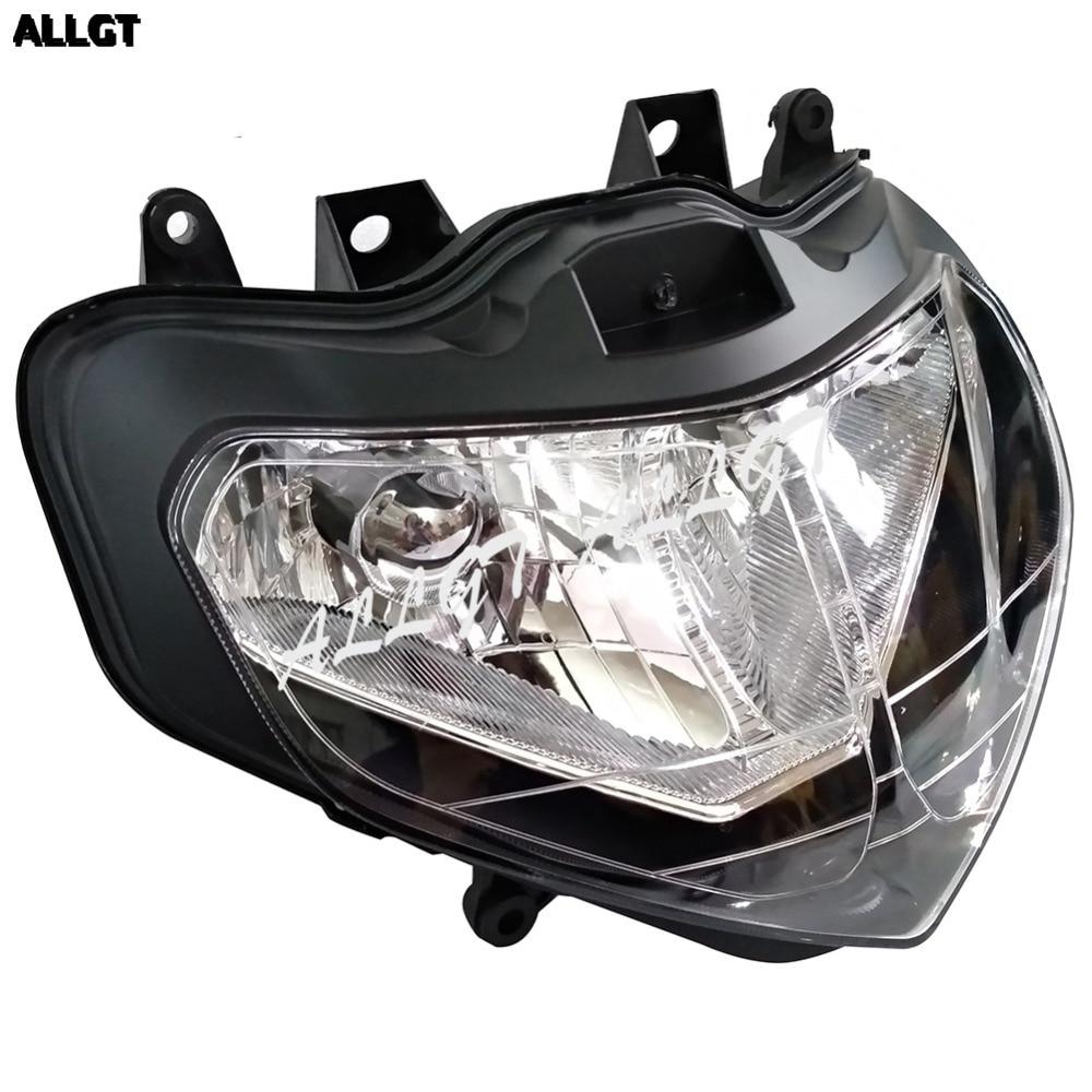ALLGT Motorcycle Headlight Assembly For Suzuki 01 02 GSXR ...