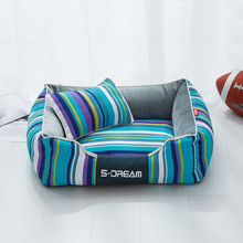 JORMEL Dog Bed for Large Dogs Waterproof Detachable Lounger Sofa Cat Bulldog Bedding Kennel Mechanical Wash Pet Products