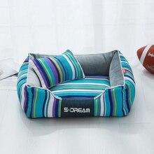 JORMEL łóżko dla psa na duże psy wodoodporna odpinana Sofa wypoczynkowa Cat Bull łóżko dla psa ding hodowla mycie mechaniczne produkty dla zwierzaka domowego łóżko