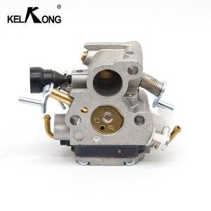 Image 2 - KELKONG Carburetor For Husqvarna 435 435e 440 440e Fit For Jonsared CS410 CS2240 Chainsaw Trimmer # 506450501 D20 Replace Carb