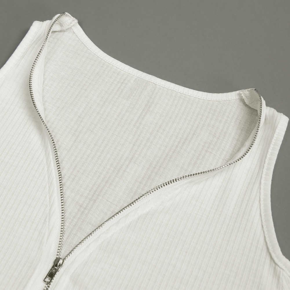 Kobiety Zimno Ramię T-shirt Głębokie V Neck Tops Plus Size 3XL 4XL 5XL Sexy T Shirt Zip Z Krótkim Rękawem Slim dorywczo Tuniki 2019 Lato
