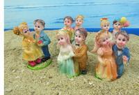 5 видов стилей указан российский пара кукла Для мужчин Тал песок песочница Малый Для мужчин девушки символов доктор рисунок цена производит