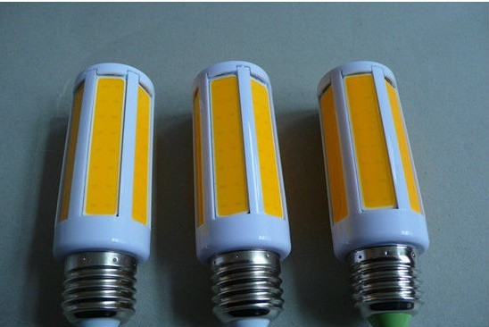 Free Shipping !E27 E26 E14  led bulb 9W   led COB corn light,