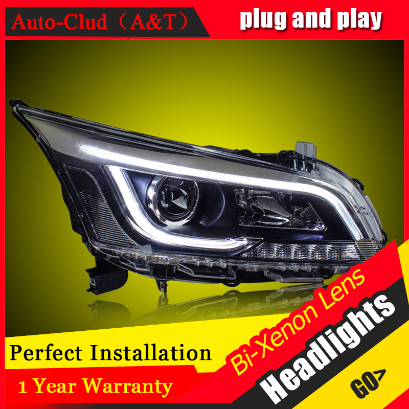 Car Styling For Opel Insignia led headlights For Buick Regal head lamp Angel eye led DRL front light Bi-Xenon Lens xenon HID KIT k04 53049880059 4814279 860224 860262 12652494 4811580 turbo for buick regal for opel gt insignia hhr l850 ecotec 2 0l gasoline