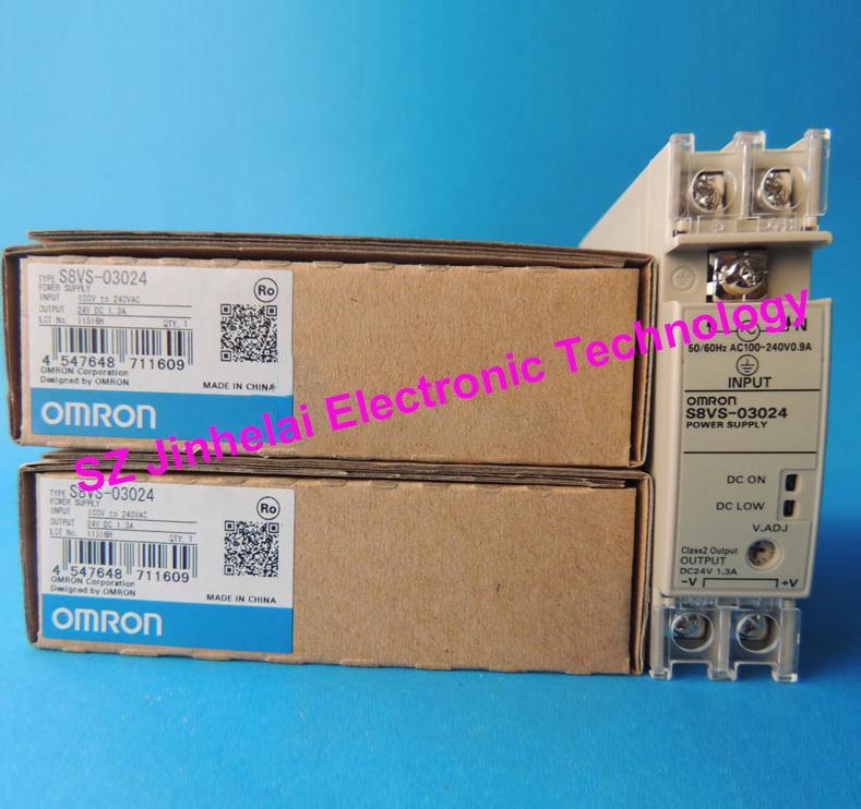 цена на 100% Authentic original OMRON POWER MODULE S8VS-03024 1.3A
