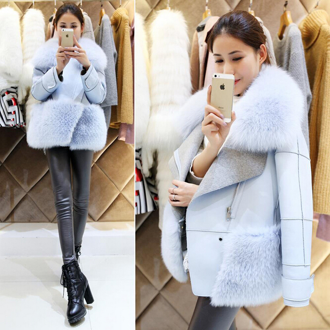 Aliexpress.com : Buy New Design 2016 Fashion Winter Women Fur Coat ...