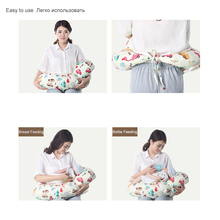Portable pregnancy body maternity breastfeeding pillow baby nursing pillow pregnant women newborn case breast feeding cover