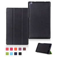 New Case For Lenovo Tab 2 A8 50 Original Smart Stand Case Cover For Lenovo Tab