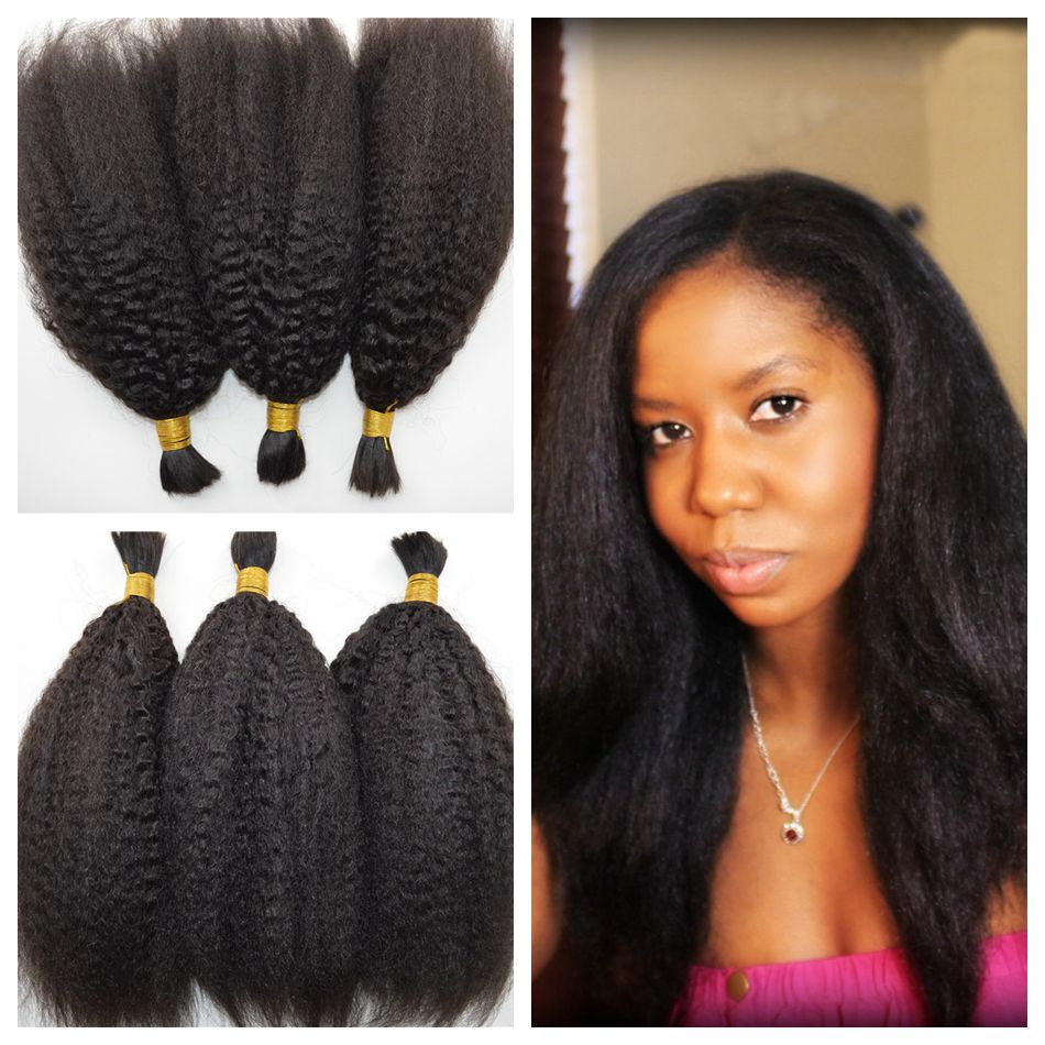 Human Hair For Braiding Natural Hair