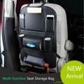 Coche bolsa de almacenamiento para asiento accesorios para Toyota Corolla Avensis Yaris Rav4 Auris Hilux Prius Prado Camry 40 Celica Venza|Pegatinas para coche| |  -