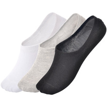 5 pairs of boys girls children  soft invisible socks low casual cotton leisure sailing anti-skid stealth non-display