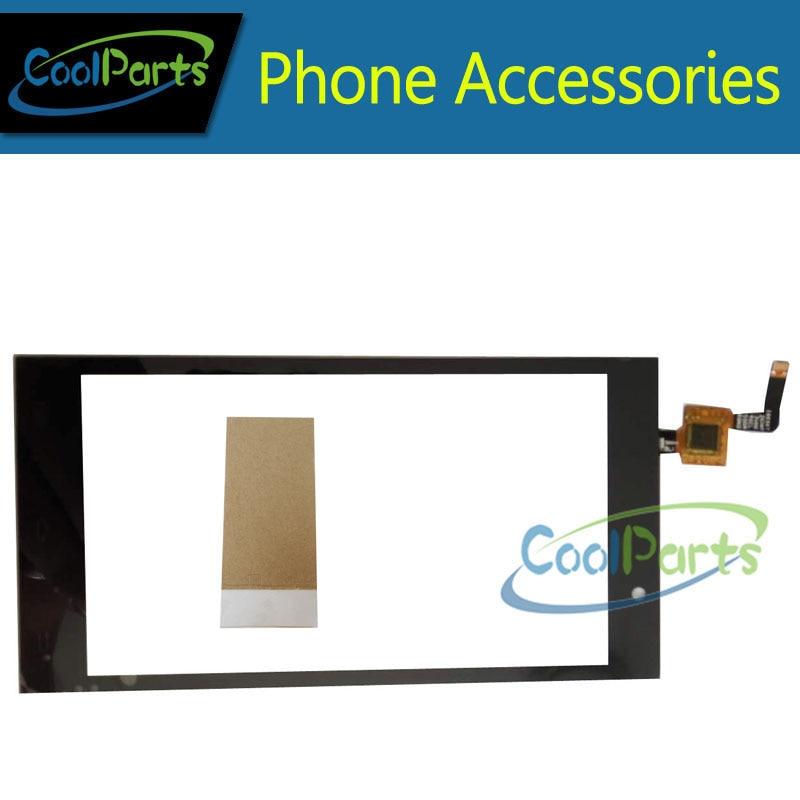 Черные туфли высокого качества Цвет Сенсорный экран планшета touch Панель Для Micromax A104 Холст пожарный 2 с Клейкие ленты клей 1 шт./лот.