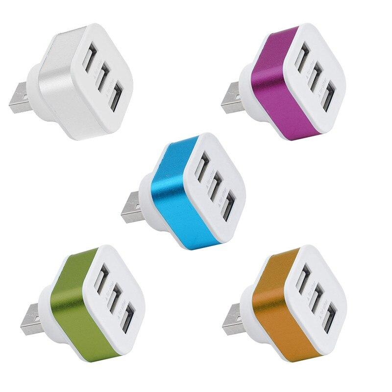Micro USB 2,0 Зарядка Hub USB 3 Порты Обмен Switch OTG Hub USB разветвитель для Apple Macbook Air ноутбук Планшетные ПК ...